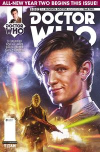 [Image for Doctor Who : The Eleventh Doctor]