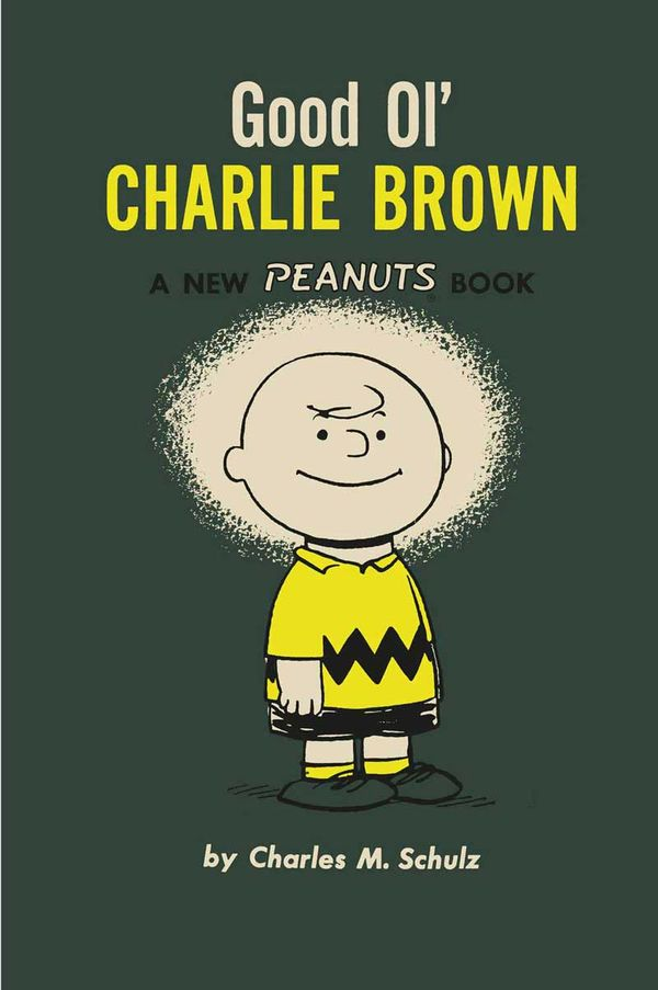 [Cover Art image for Peanuts: Good Ol' Charlie Brown]