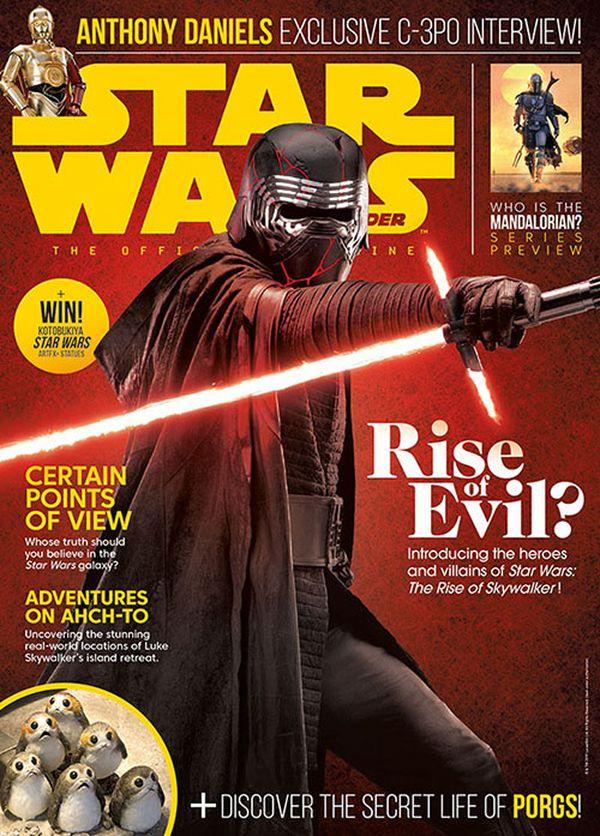 [Cover Art image for Star Wars Insider #193]