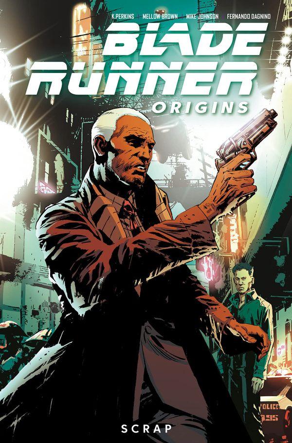 [Cover Art image for Blade Runner: Origins Vol. 2]