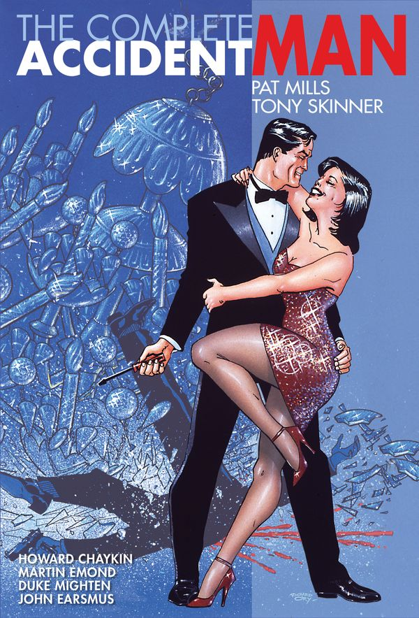 [Cover Art image for The Complete Accident Man]