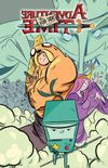 [The cover image for Adventure Time: The Flip Side]