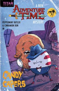 [Image for Adventure Time: Candy Capers]