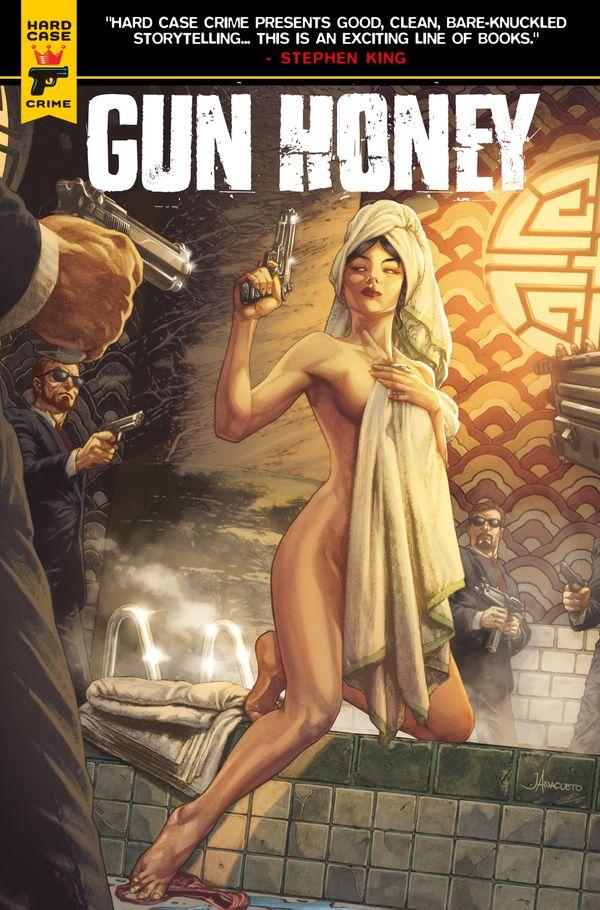 [Cover Art image for Gun Honey]