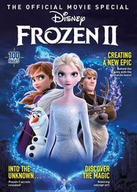 [Image for Disney's Frozen 2: The Official Movie Special]