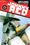 [The cover image for Johnny Red]