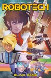 [The cover image for Robotech Vol. 3: Blind Game]