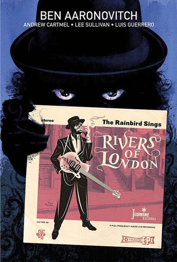 [Cover Art image for Rivers of London: Black Mould]