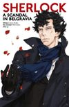 [The cover image for Sherlock: A Scandal in Belgravia Part 1]