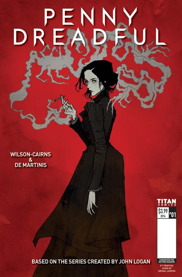 [Cover Art image for Penny Dreadful: 2nd Print]