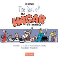[Image for The Best of Hagar The Horrible]