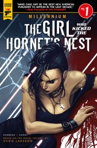 [Image for The Girl Who Kicked the Hornet's Nest - Millennium]