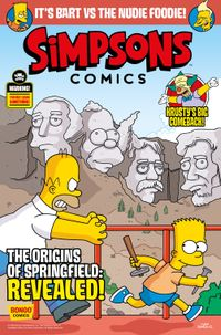 [Image for Simpsons Comics #34]