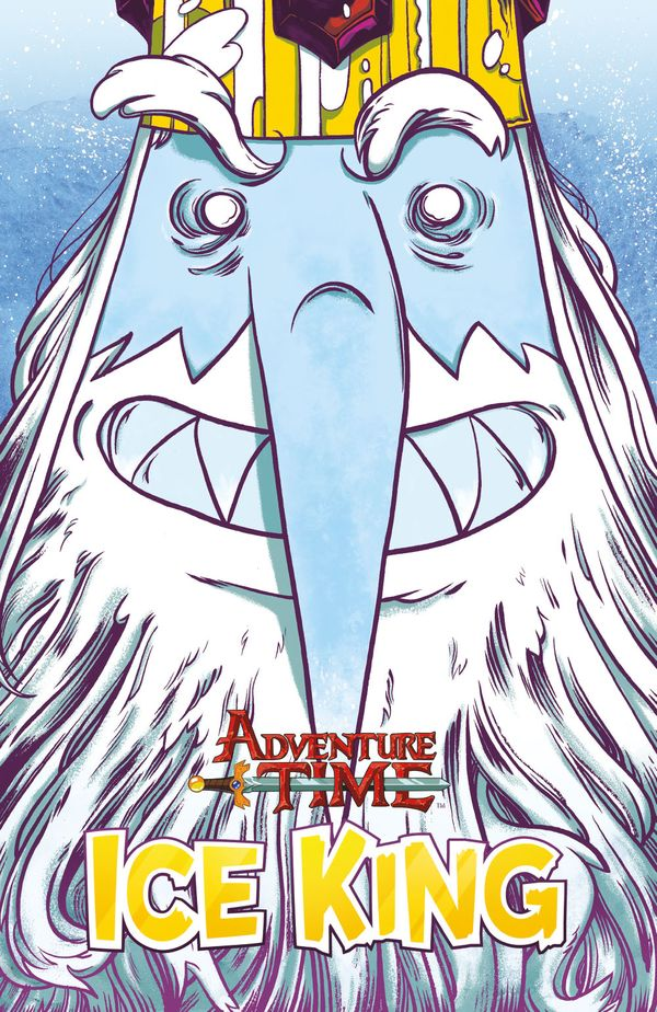 [Cover Art image for Adventure Time: Ice King]