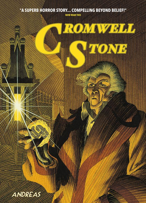 [Cover Art image for Cromwell Stone]