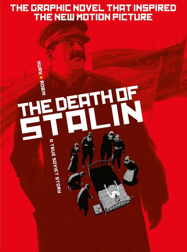 [Cover Art image for The Death of Stalin]