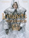 [The cover image for Knights of Heliopolis]