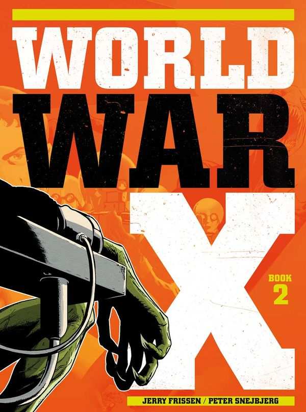 [Cover Art image for World War X : The Complete Collection]