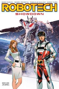 [Image for Robotech Vol. 5: Showdown]