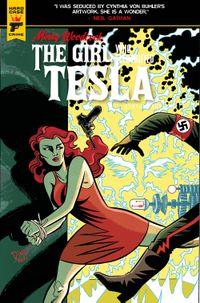 [Image for Minky Woodcock: The Girl Who Electrified Tesla]