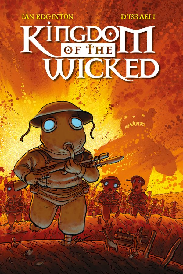 [Cover Art image for Kingdom Of The Wicked]