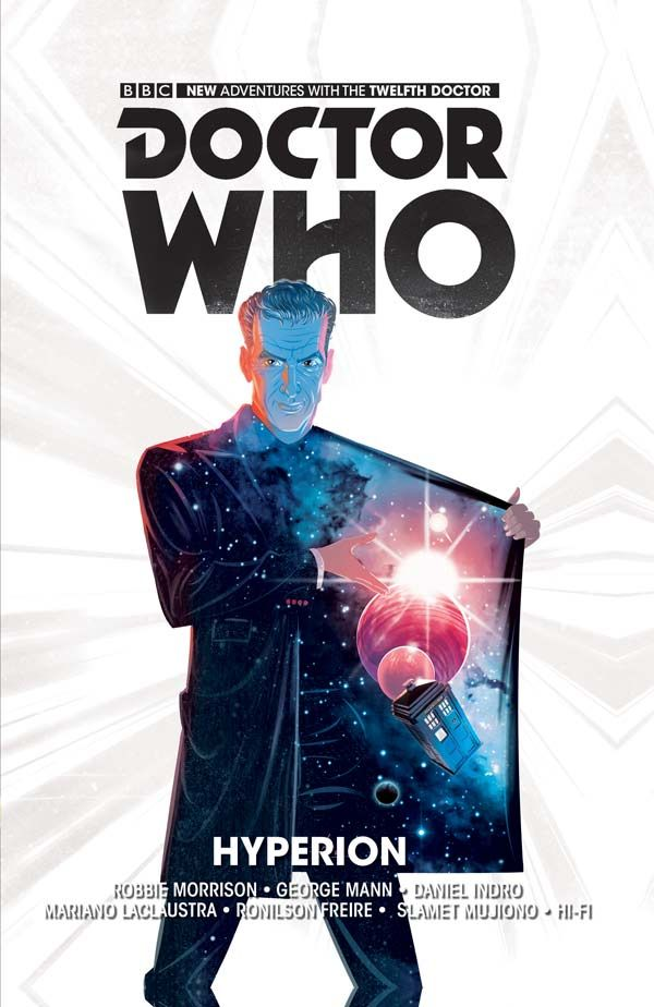 [Cover Art image for Doctor Who: The Twelfth Doctor Vol. 3: Hyperion]