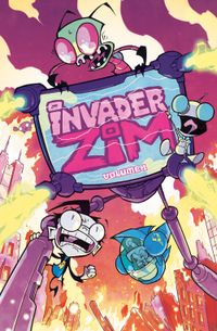 [Image for Invader Zim Vol. 1: The Returnening]