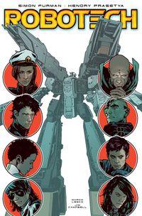 [Image for Robotech]