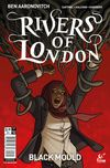 [The cover image for Rivers of London: Black Mould]