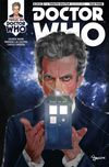 [The cover image for Doctor Who: The Twelfth Doctor]