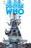 [The cover image for Doctor Who: The Tenth Doctor Vol. 3: The Fountains of Forever]