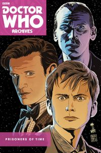 [Image for Doctor Who: Prisoners of Time Omnibus]
