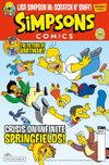 [The cover image for Simpsons Comic #35]