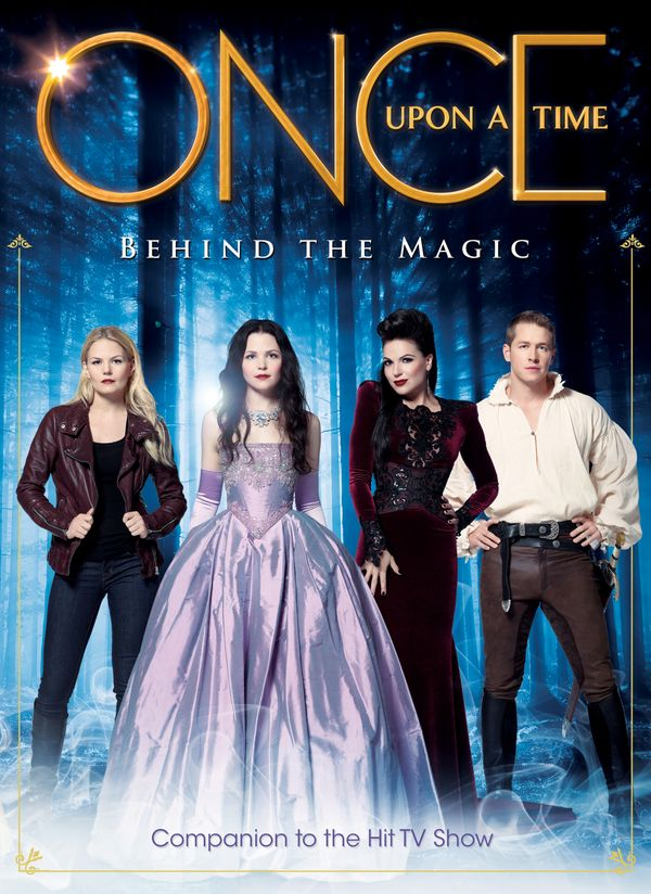 [Cover Art image for Once Upon A Time: Insiders Guide]