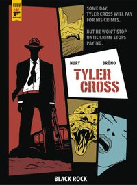 [Image for Tyler Cross: Black Rock]