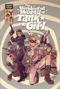 [Image for Tank Girl: The Wonderful World of Tank Girl]