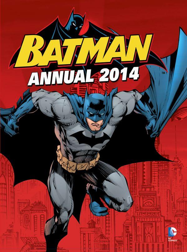 [Cover Art image for Batman: 2014 Annual]