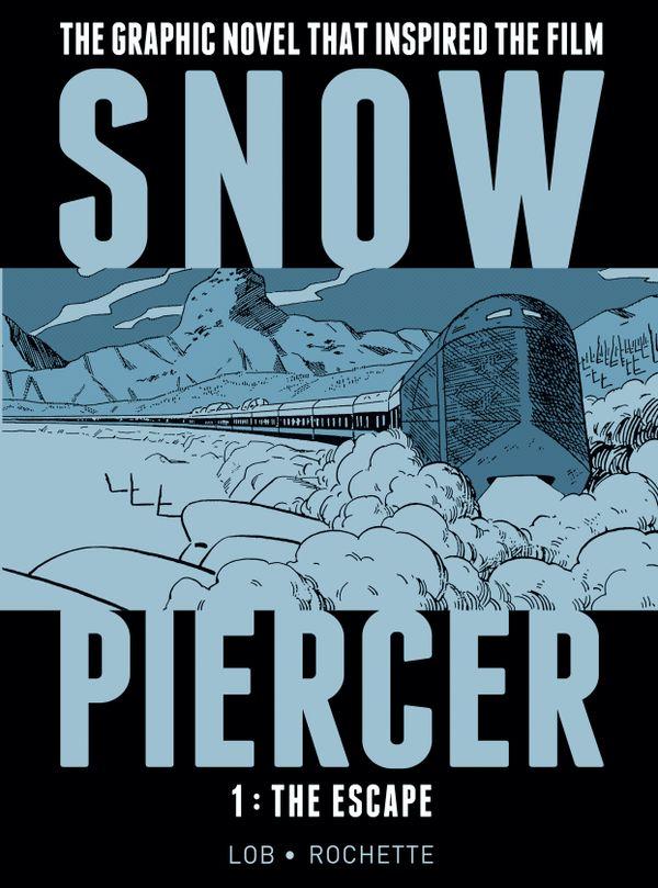 [Cover Art image for Snowpiercer Vol. 1: The Escape]
