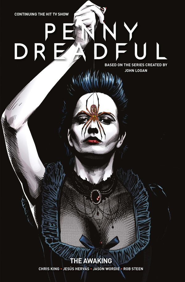 [Cover Art image for Penny Dreadful Vol. 1: The Awaking]