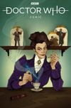 [The cover image for Doctor Who: Missy]