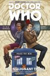[The cover image for Doctor Who: The Eleventh Doctor Vol. 6: The Malignant Truth]