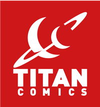 [Image for TITAN COMICS AUGUST 2021 SOLICITS]