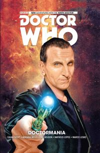 [Image for Doctor Who: The Ninth Doctor Vol. 2: Doctormania]