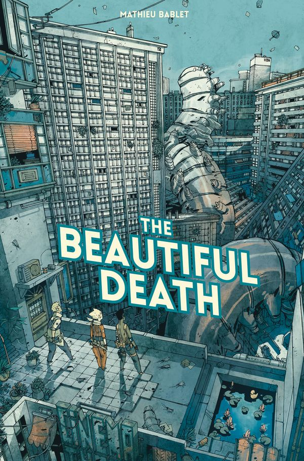 [Cover Art image for The Beautiful Death: Collection]