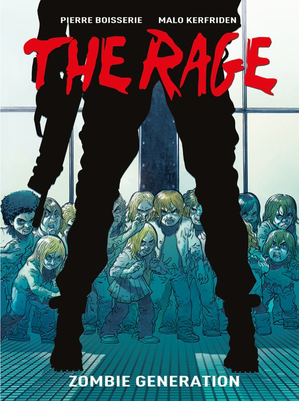 [Cover Art image for The Rage Vol. 1: Zombie Generation]