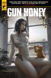 [The cover image for Gun Honey]