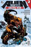 [The cover image for Alien Legion: Uncivil War]