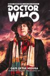 [The cover image for Doctor Who: The Fourth Doctor: Gaze of the Medusa]