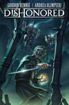 [The cover image for Dishonored Vol. 1: The Wyrmwood Deceit]
