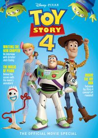 [Image for Disney Pixar's Toy Story 4: The Official Movie Special]